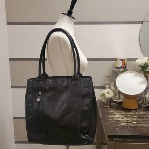 Perlina NY Buttery Soft Leather Bag